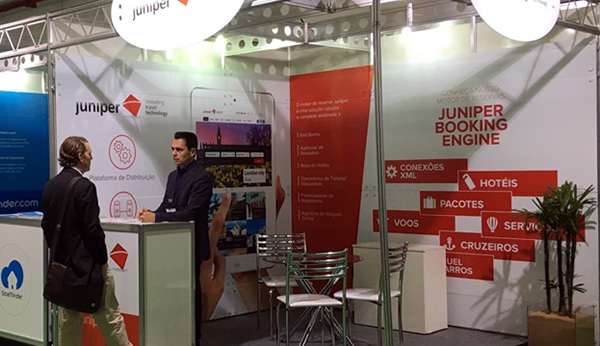 Juniper at World Travel Market Latin America