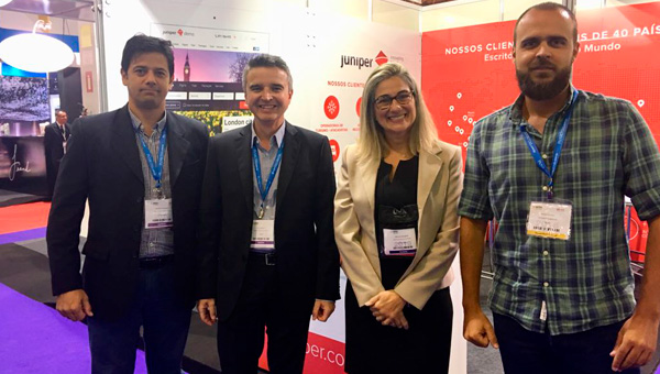 Juniper in WTM Latin America