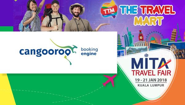 Cangooroo, the star product in Asia – Pacific January trade shows