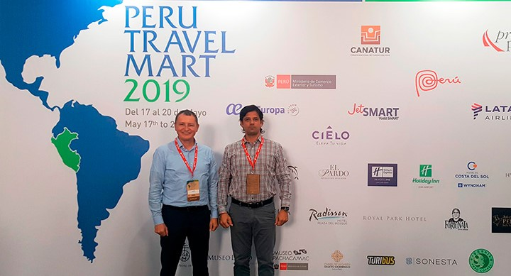 We return to the Travel Mart of Peru, one of the markets with the greatest potential in South America