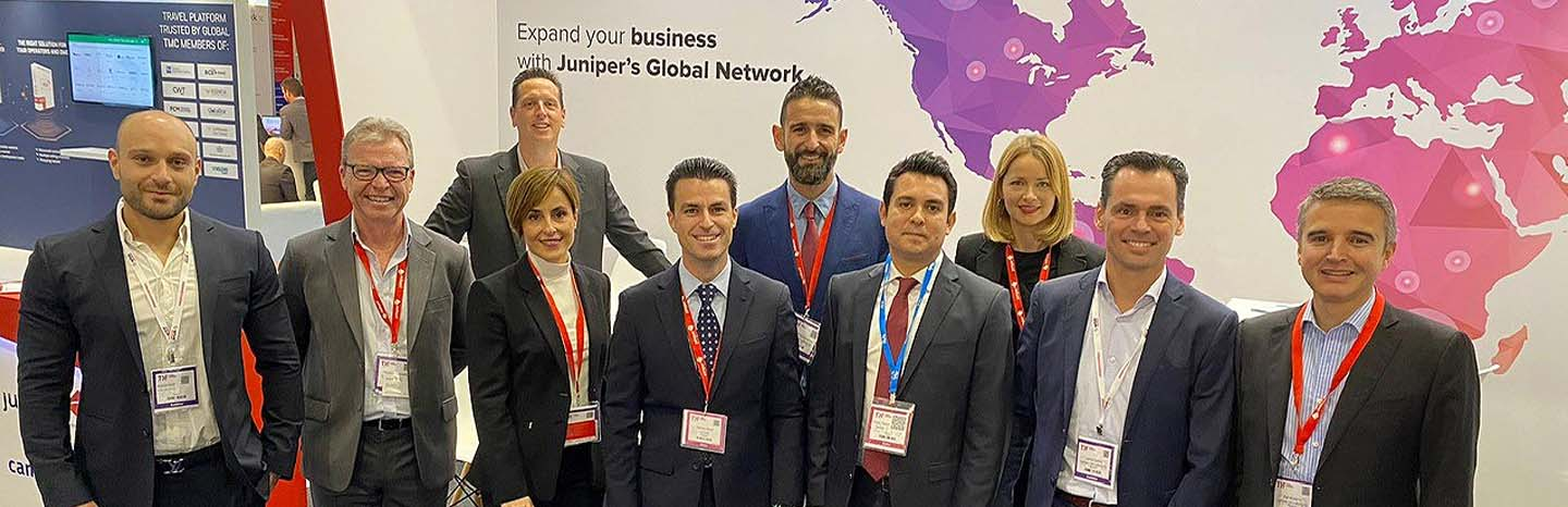 WTM Londres: Juniper capitaliza no dinamismo do mercado britânico