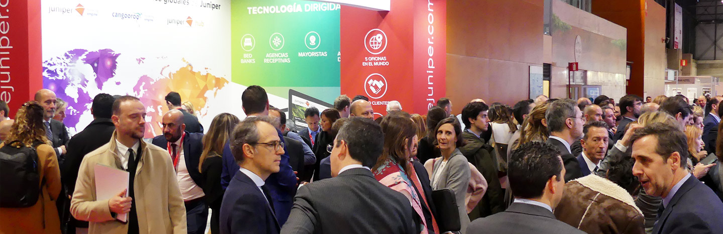 Technology and sustainability, trends at Fitur 2020
