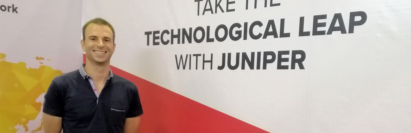 Juniper at ATF Brunei